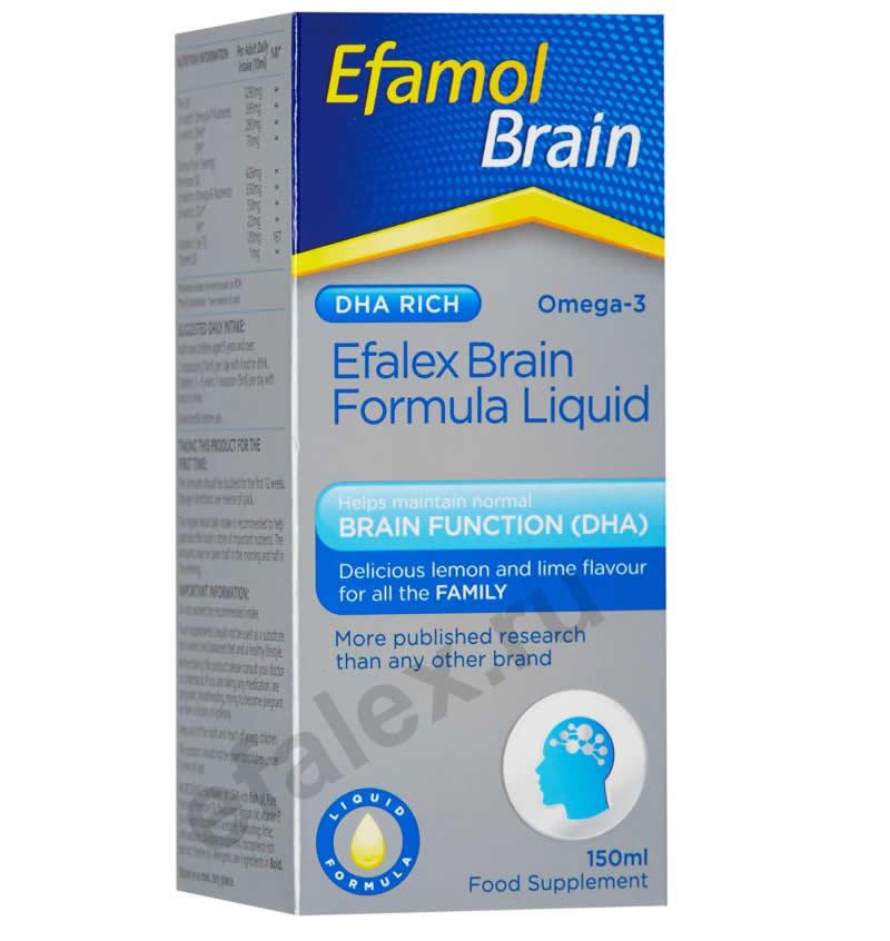 Купить Efamol Efalex в Москве